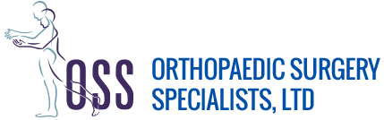 orthopaedic surgery specialists logo